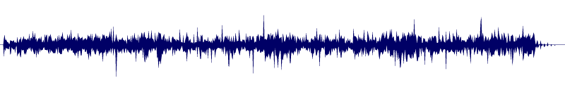 waveform of track #112633