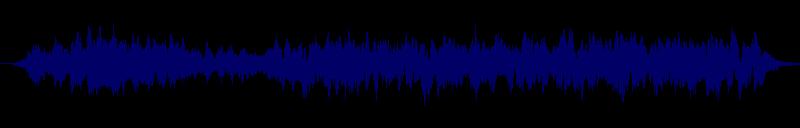 waveform of track #112700