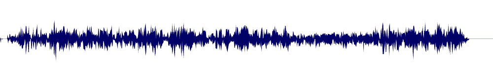 waveform of track #112710