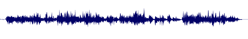 waveform of track #112731