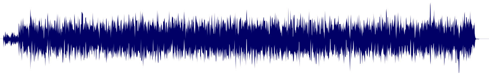 waveform of track #112951