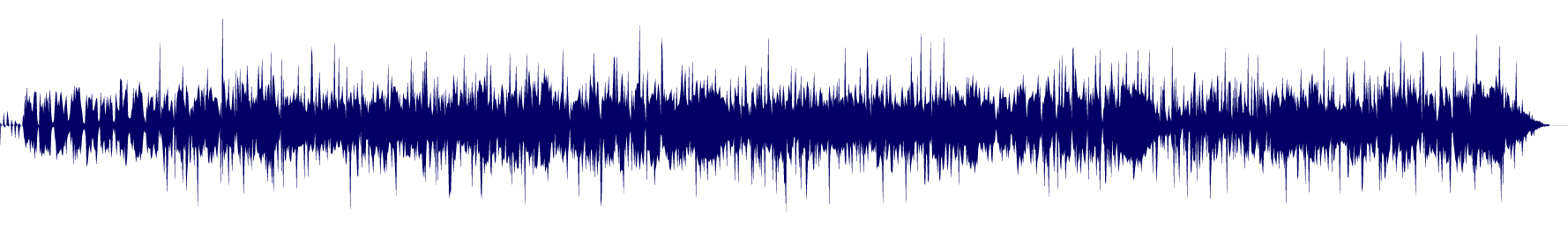 waveform of track #113031