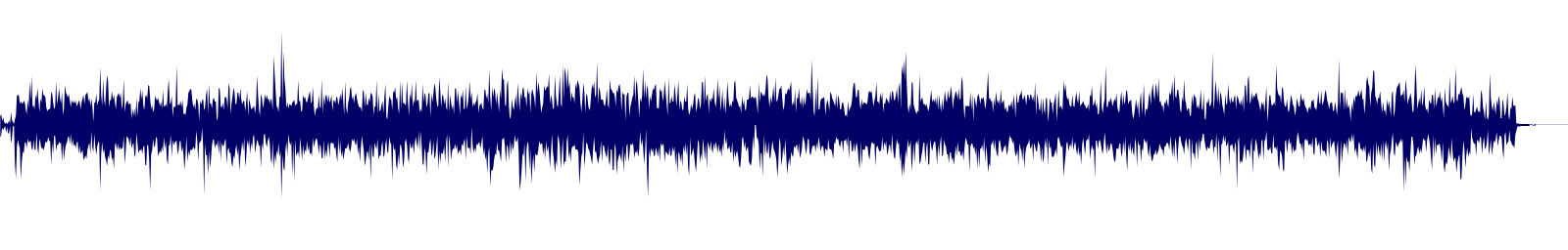 waveform of track #113166