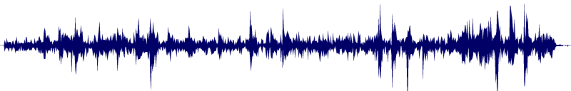 waveform of track #113617