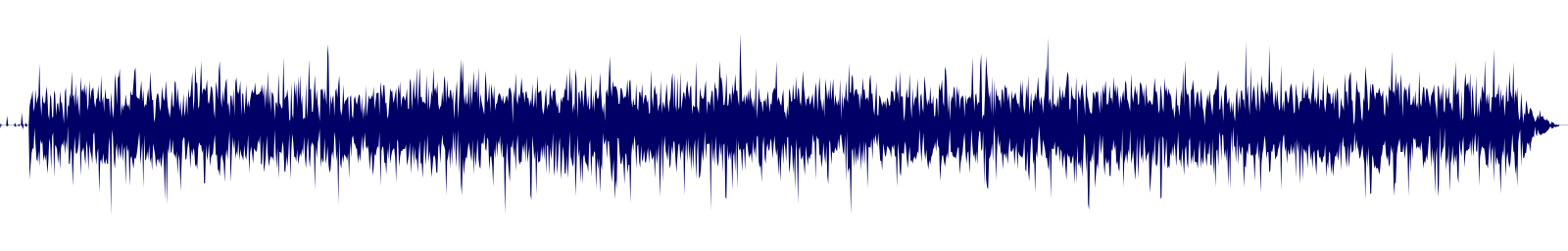 waveform of track #114121