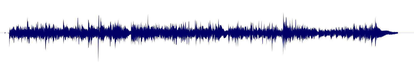 waveform of track #116013