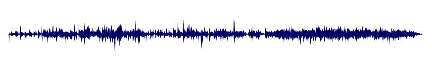 waveform of track #116019