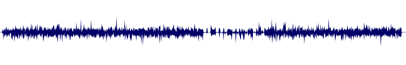 waveform of track #116020