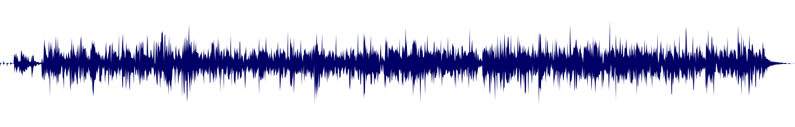 waveform of track #116239