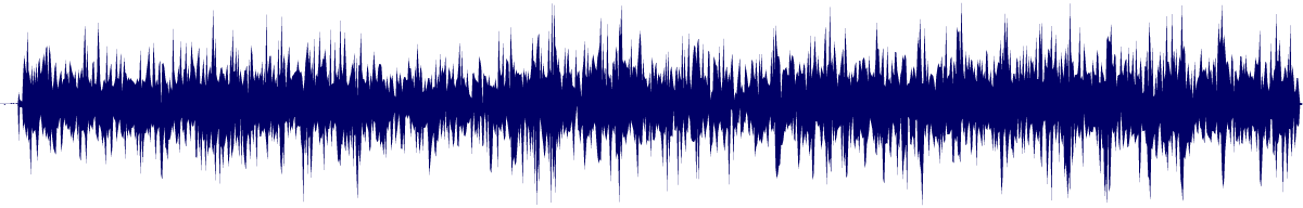waveform of track #116309