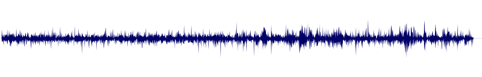 waveform of track #116332