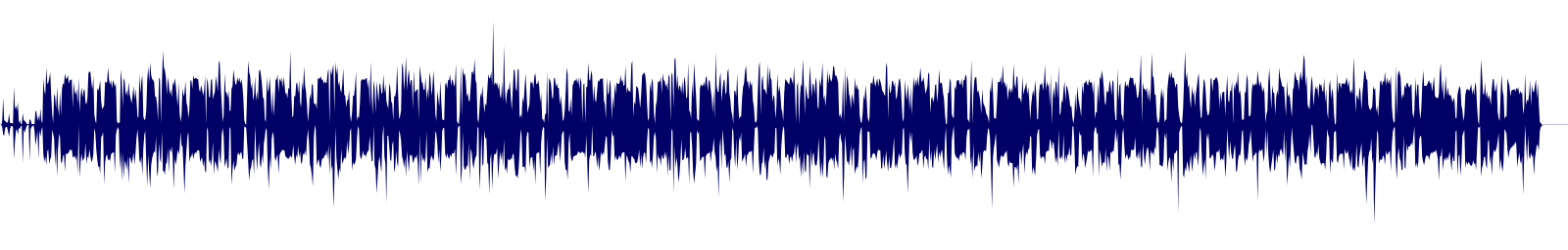 waveform of track #117443