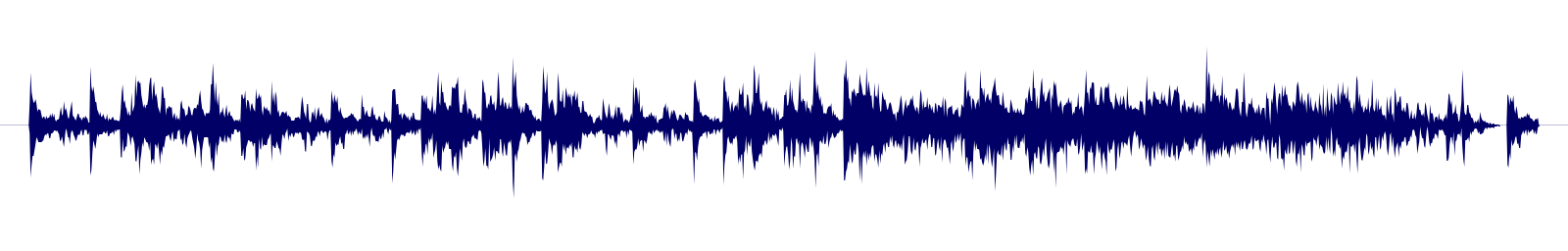 waveform of track #117543
