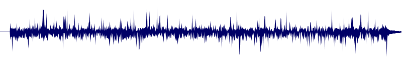 waveform of track #118032