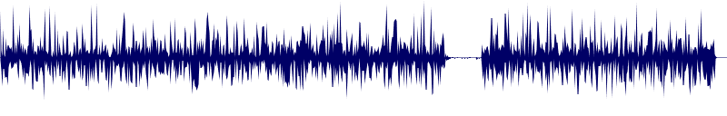 waveform of track #118165