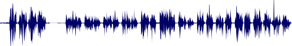 waveform of track #118525