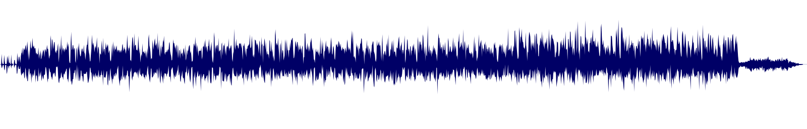 waveform of track #118605
