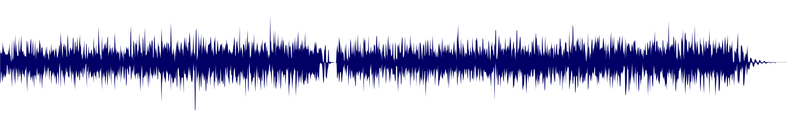 waveform of track #119034