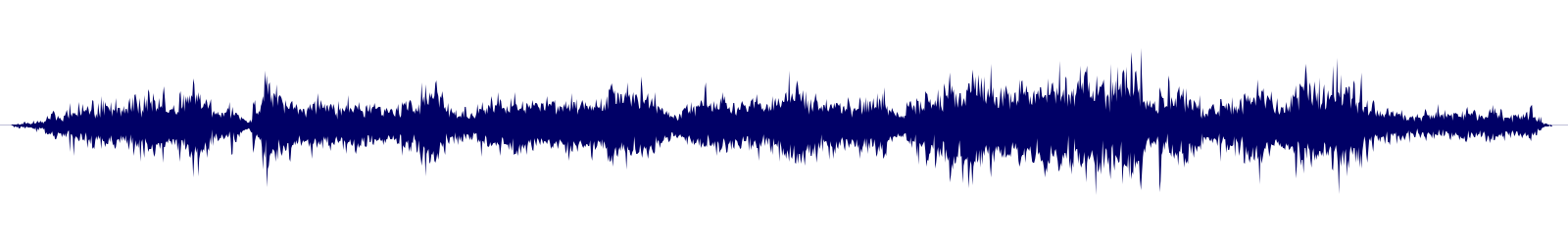 waveform of track #120039