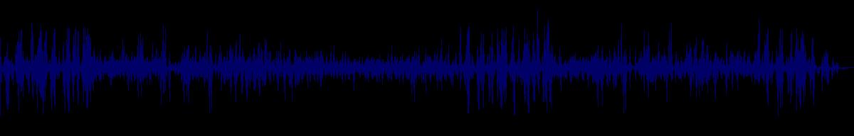 waveform of track #120118