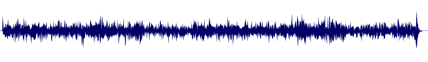 waveform of track #120122
