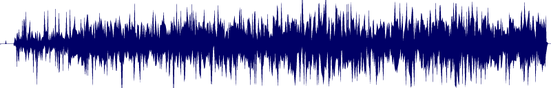 waveform of track #120802