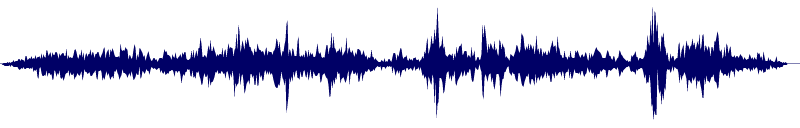 waveform of track #120810