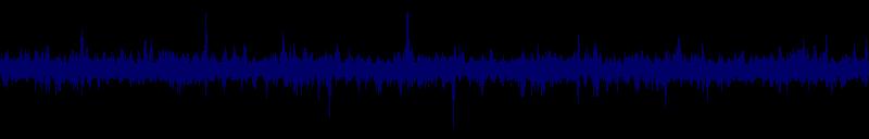 waveform of track #121030