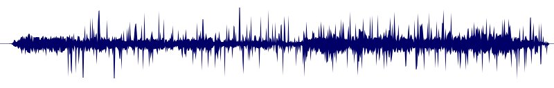 waveform of track #121031