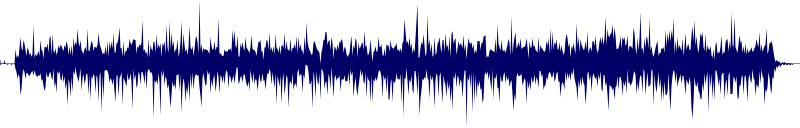 waveform of track #121085