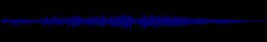 waveform of track #121233