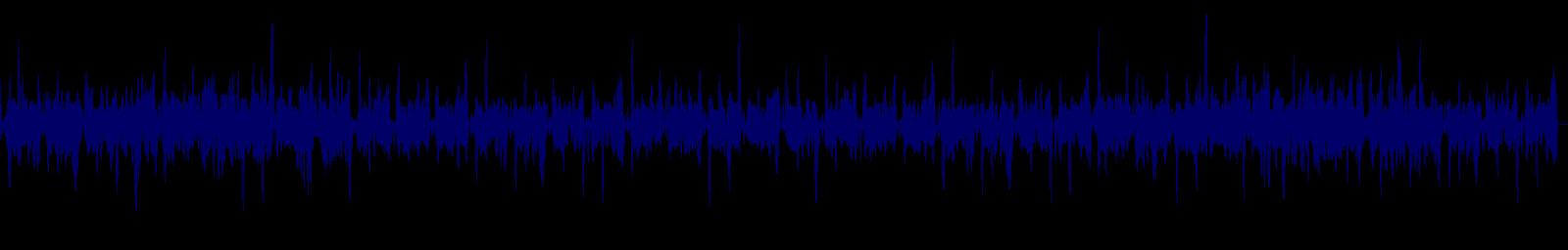 waveform of track #121238
