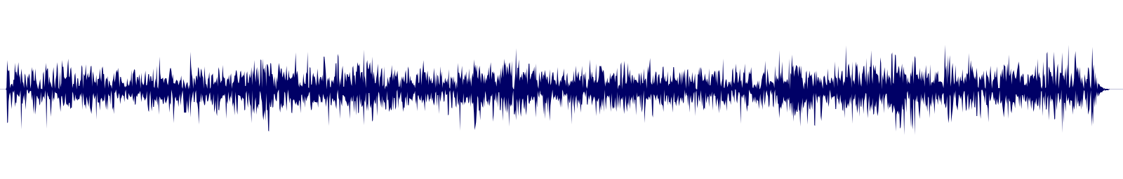 waveform of track #121518