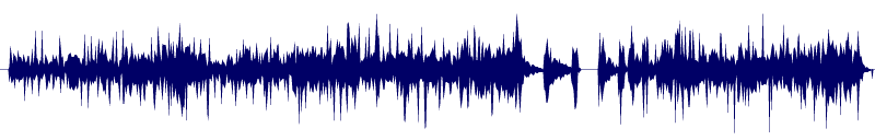 waveform of track #121550