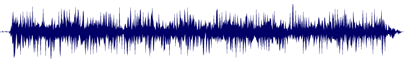 waveform of track #121587