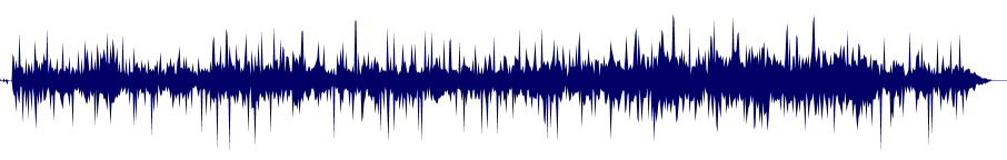 waveform of track #121601