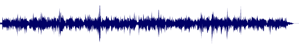 waveform of track #121605