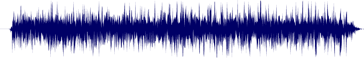 waveform of track #121638