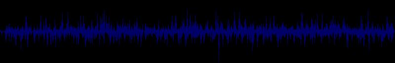 waveform of track #121734