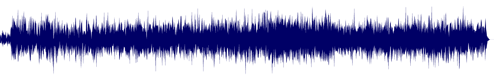 waveform of track #121837