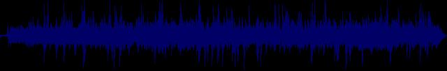 waveform of track #122107