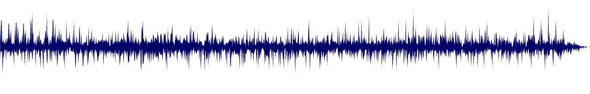waveform of track #122115