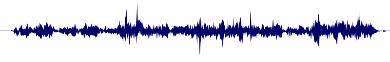 waveform of track #122167