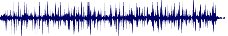 waveform of track #122310