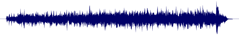 waveform of track #122409