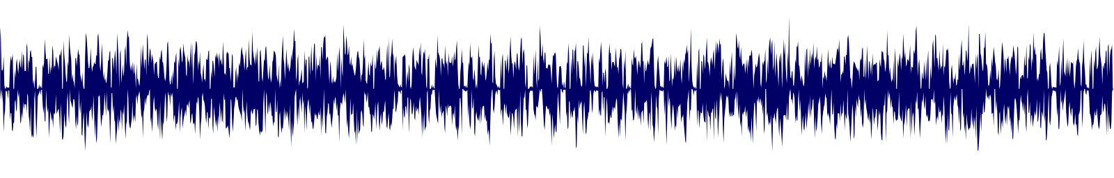 waveform of track #122436