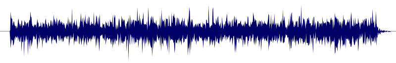 waveform of track #122702