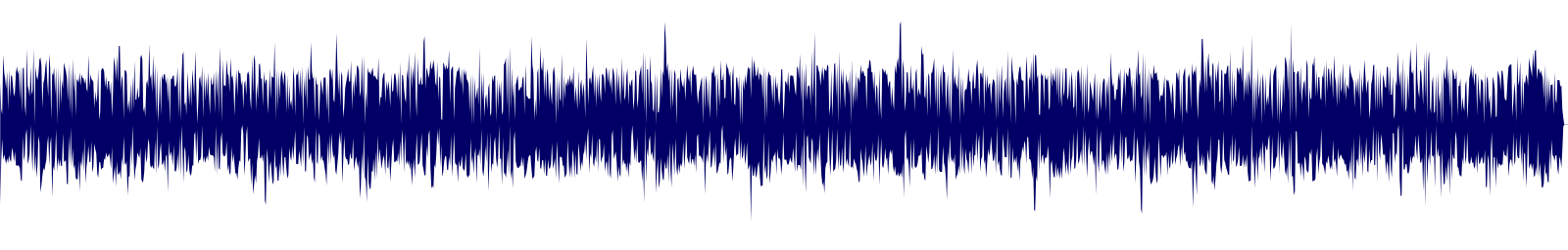 waveform of track #122704