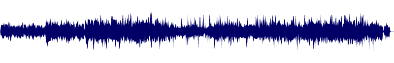 waveform of track #122734