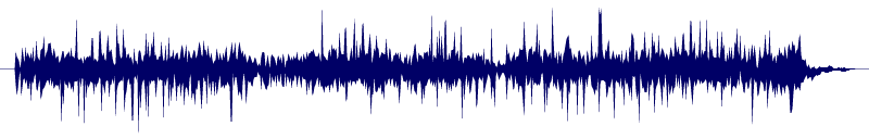 waveform of track #122918